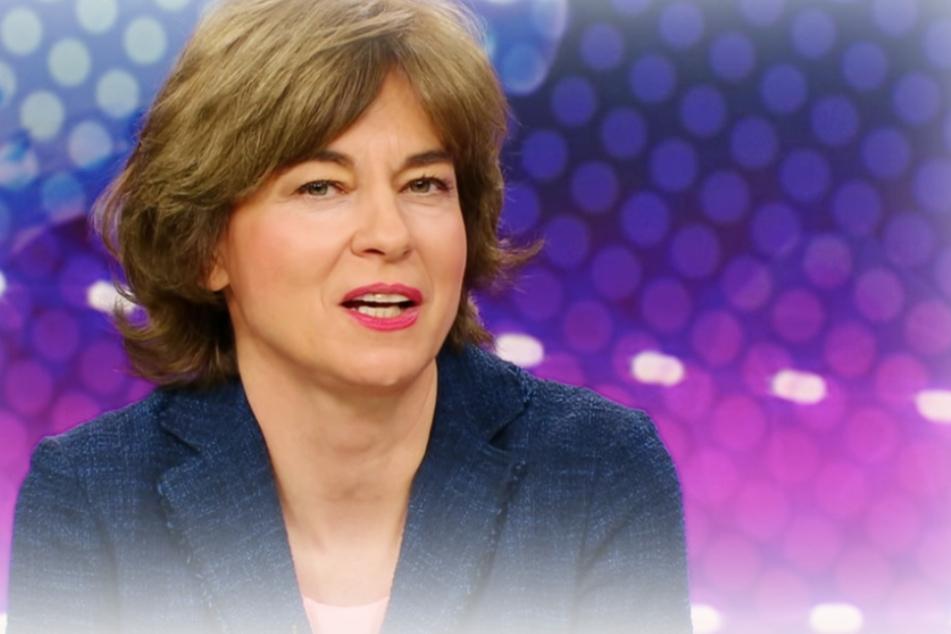 Maybrit Illner (56) ist die Polit-Talk-Queen im deutschen Fernsehen!