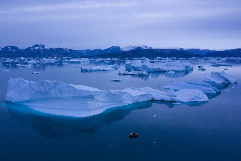 Fast minus 70 Grad: Grönland knackt Kälte-Rekord!