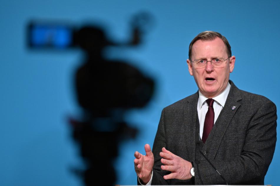 Thüringens Ministerpräsident Bodo Ramelow (64, Linke) will deutlich mehr Tests.