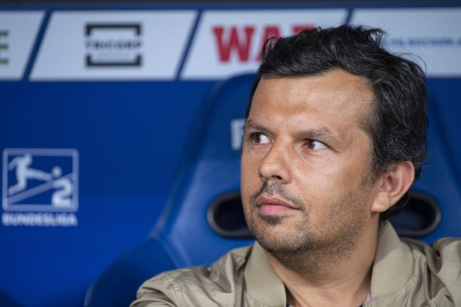 Samir Arabi, Sportchef des Bundesliga-Aufsteigers Arminia Bielefeld.