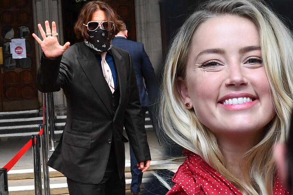 """Johnny Depp behauptet, seine Ex-Frau wolle """"sein Leben zerstören"""""""