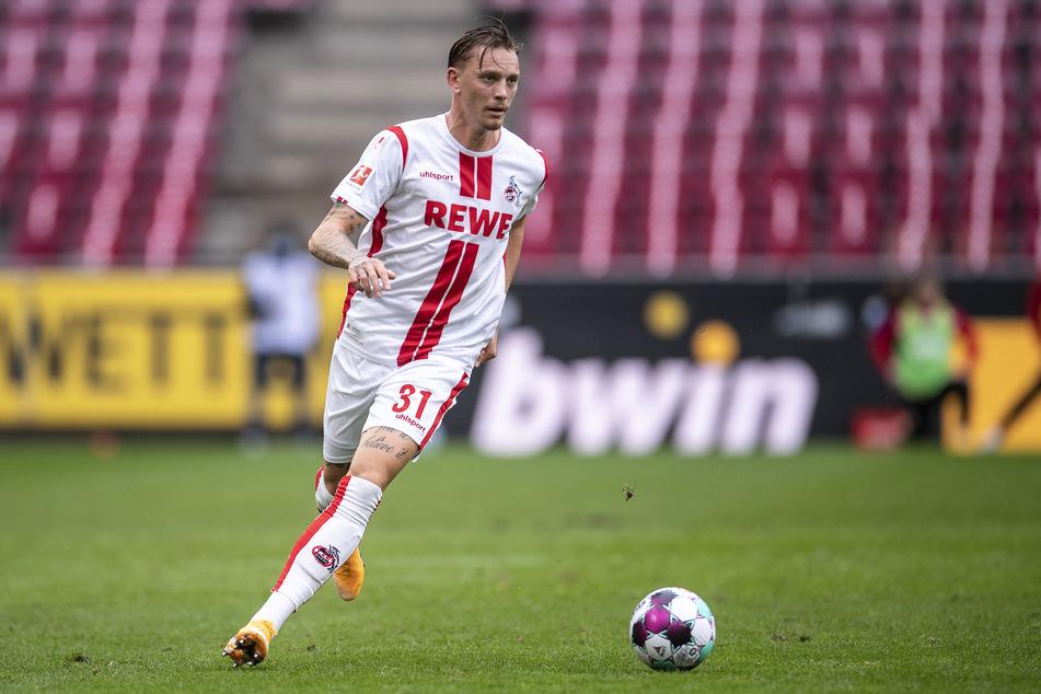 Marius Wolf (25) spielt in der Saison 2020/21 für den 1. FC Köln.