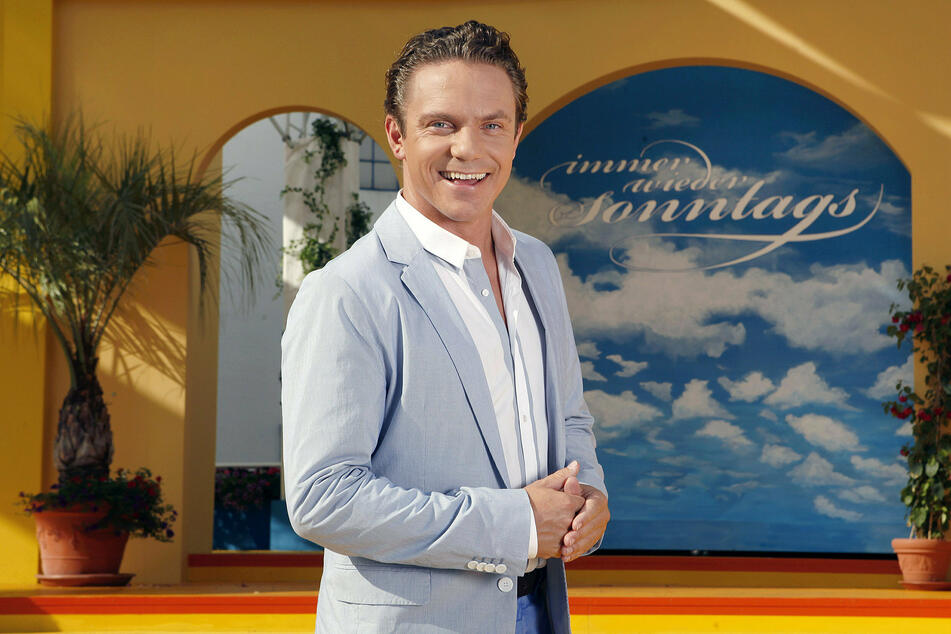 "Wann kommt Stefan Mross nochmal im TV? Ach ja: ""Immer wieder sonntags""!"