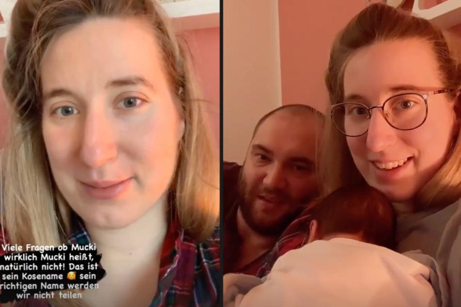 """""""Hochzeit auf den ersten Blick"""": Baby von Melissa und Philipp ist da, doch Fans sind verwirrt"""