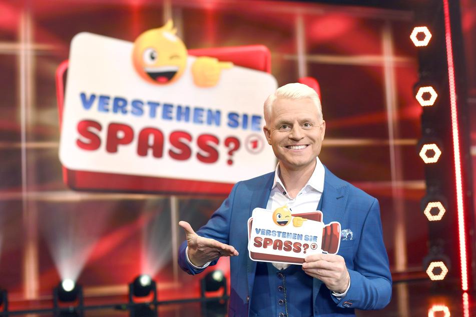 """Gastgeber Guido Cantz (49) führt durch die """"Verstehen Sie Spaß?""""-Ausgabe"""