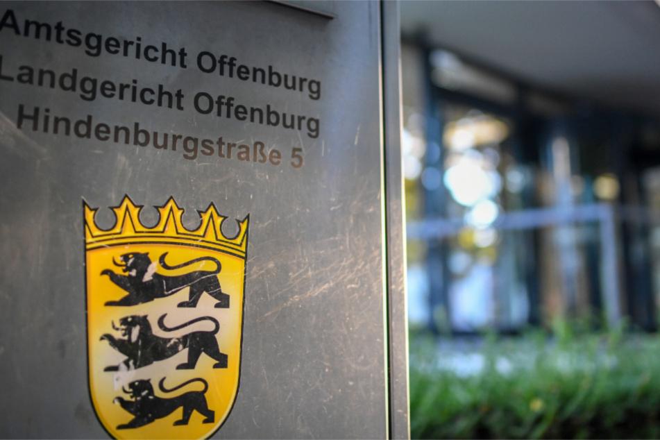 Der Prozess findet am Landgericht Offenburg statt. (Archiv)