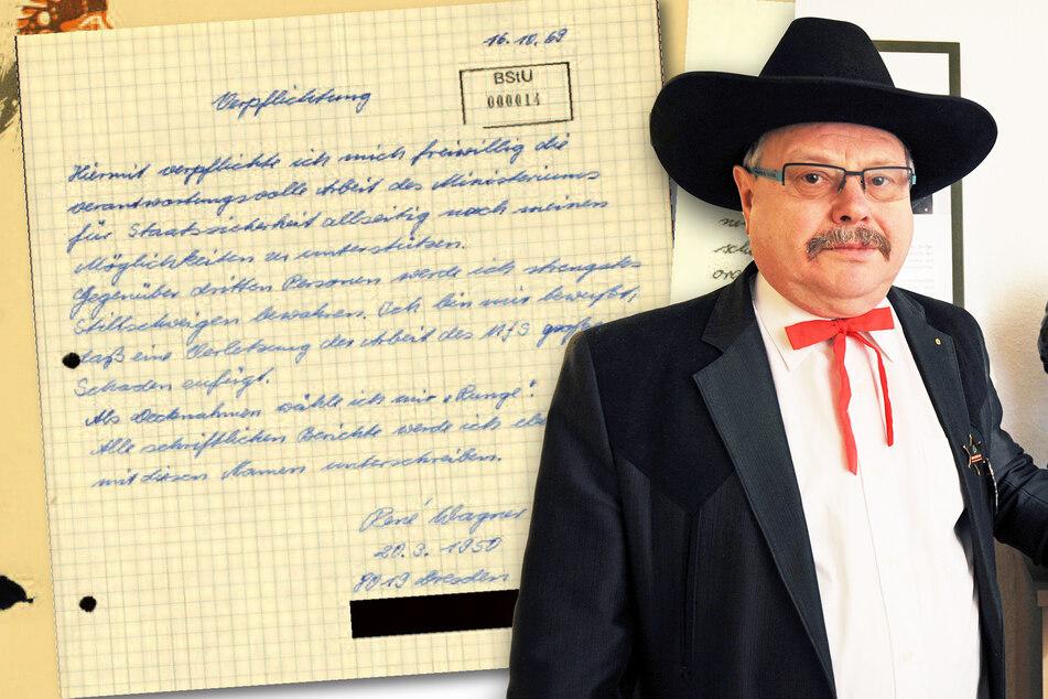 """Stasi-Ärger bei Karl May: Neuer Museumschef war Inoffizieller Mitarbeiter """"Runge""""!"""