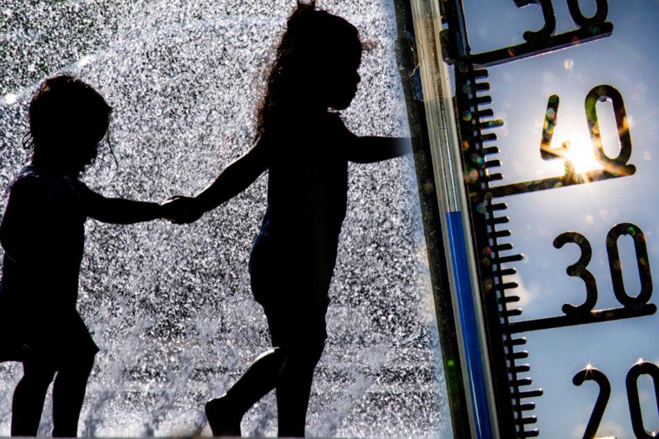 """Schwülheißes Wetter beendet die Hitze: """"Unwetter nicht ausgeschlossen"""""""