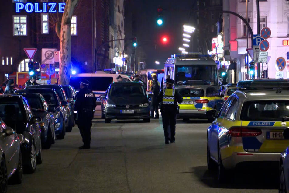 Kiez-Schlägerei eskaliert: Opfer muss reanimiert werden