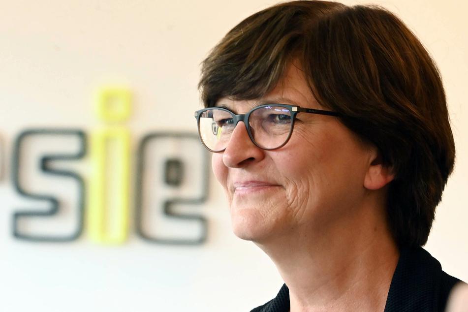 Saskia Esken, SPD-Parteivorsitzende.