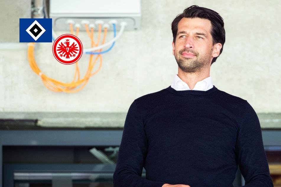 Nach Bobic-Aus: Verliert der HSV Sportchef Jonas Boldt an die Eintracht?