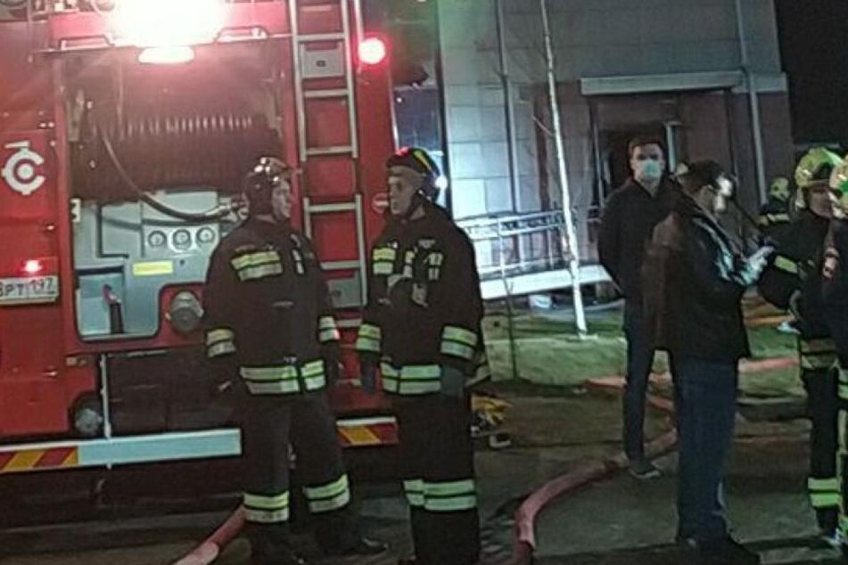 Flammen-Drama! Feuer bricht in Altenheim aus, mehrere Tote und Verletzte