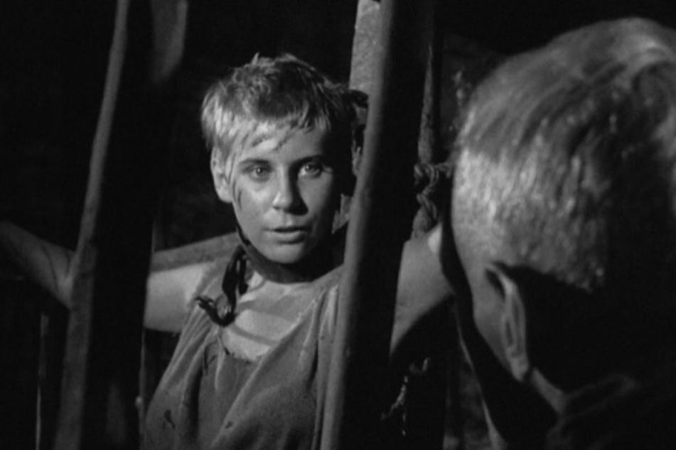 """Maud Hansson im Film """"Das siebente Siegel"""". Die Schauspielerin verstarb im Alter von 82 Jahren in Stockholm."""