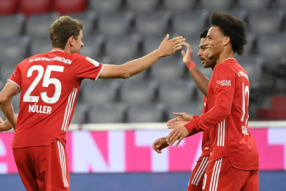 Erneutes Tot-Festival? Die Bayern wollen beim Tabellenschlusslicht Punkte holen. (Archiv)
