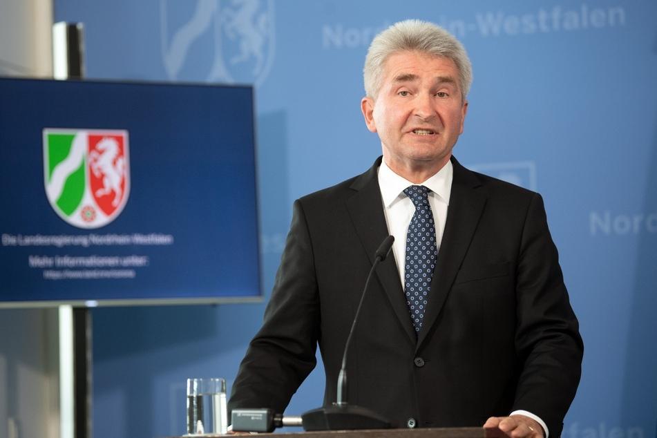 NRW-Wirtschaftsminister Andreas Pinkwart (59/FDP).