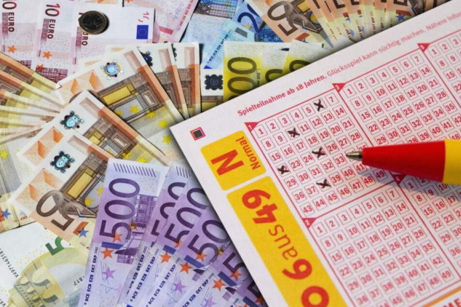Schon wieder! Sachse gewinnt Million im Lotto