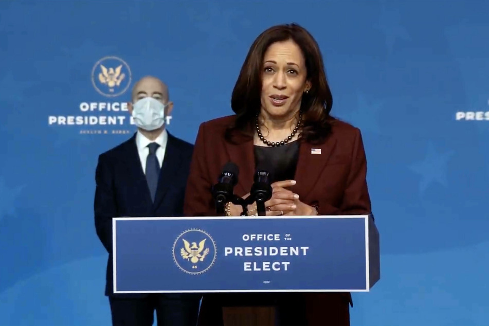 Kamala Harris has been an outspoken proponent of decriminalizing pot use on the federal level.