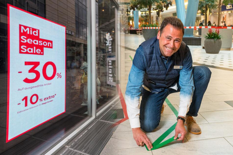 Einkaufszentren und Möbelhäuser wieder offen: So werden Kunden mit Rabatten gelockt