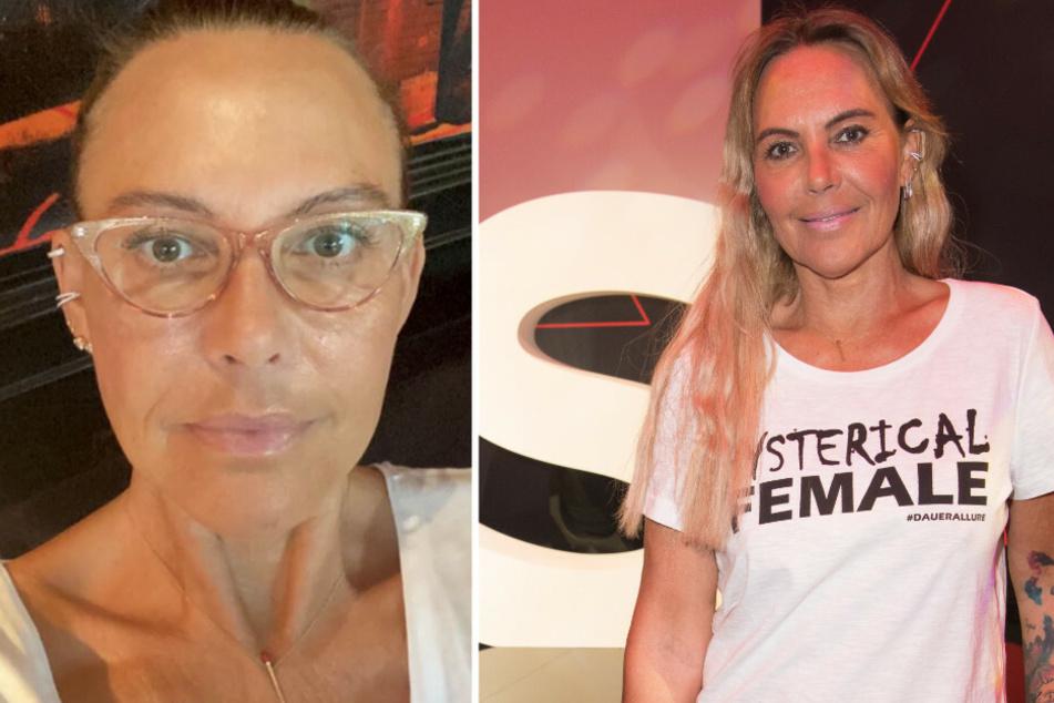 """Natascha Ochsenknecht antwortet Hater mit """"Oben-Ohne-Foto"""""""