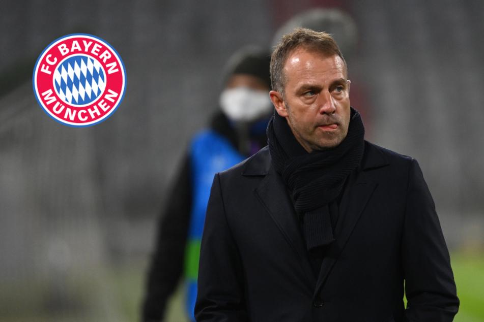 FC Bayern marschiert durch CL-Gruppenphase: Eine Sache nervt Hansi Flick trotzdem