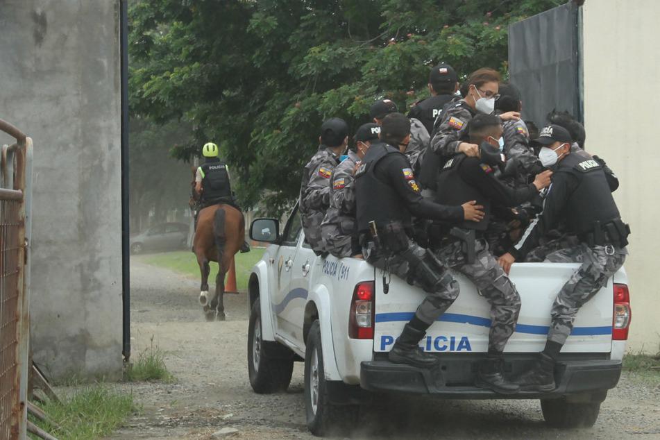 Blutbad hinter Gittern: Brutale Banden-Kämpfe fordern fast 80 Tote in Gefängnissen!