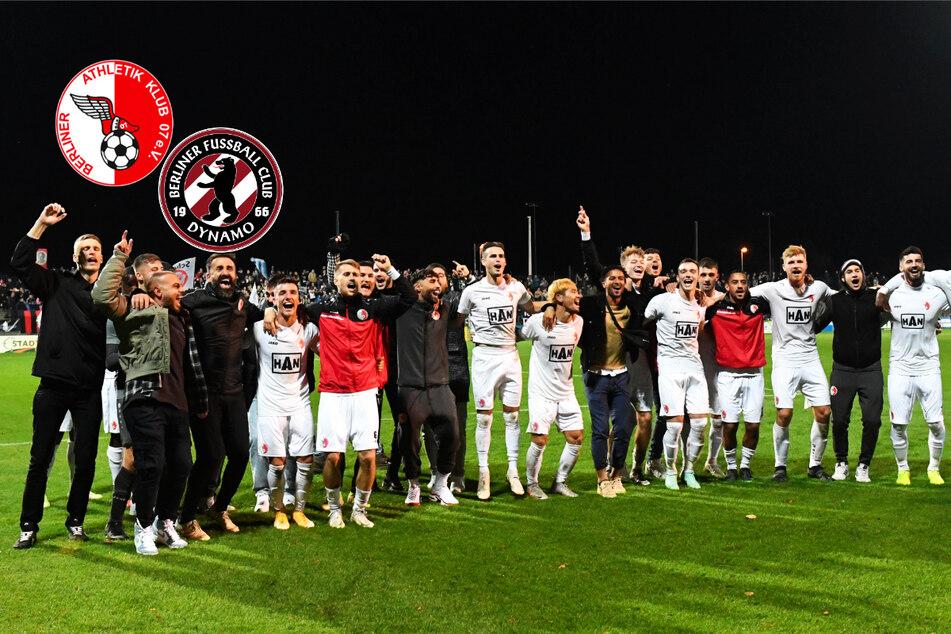 Berliner AK stürzt DDR-Rekordmeister BFC Dynamo vom Thron und übernimmt Tabellenspitze!