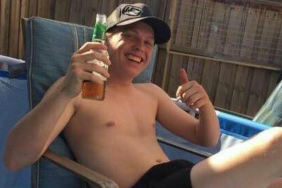 17-Jähriger stirbt, nachdem er an Deo geschnüffelt hat