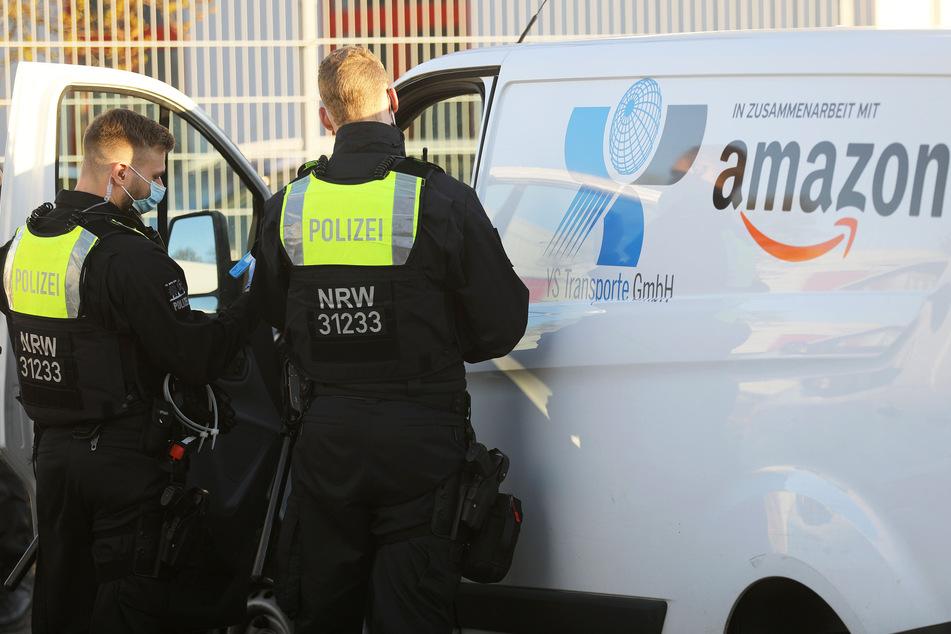 Kontrollen bei Amazon in Köln: Erhebliche Mängel aufgedeckt