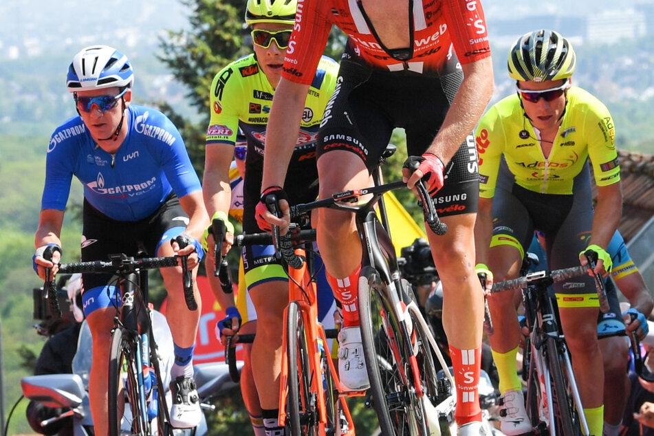 Das Rennen Eschborn-Frankfurt ist ein echter Radklassiker. Dabei gilt der Mammolshainer Berg im Taunus als eine der größten Herausforderungen. (Archivbild)