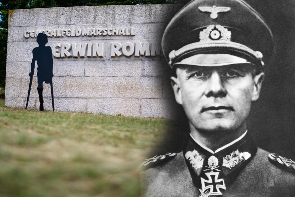 Hitlers Lieblings-General Rommel: Darum steht eine neue Skulptur an seinem Denkmal