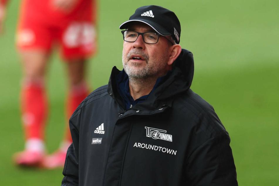 """Union-Coach Urs Fischer (55) will den Endspurt um den Einzug ins internationale Geschäft mit """"Spaß und Freude"""" angehen."""