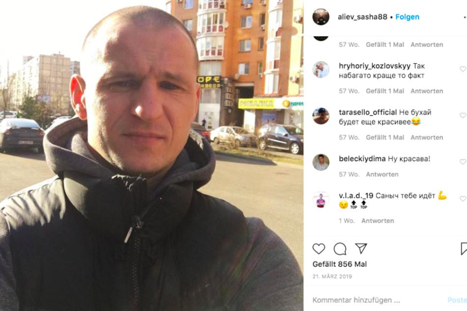 Aleksandr Aliev hatte in seiner Karriere als Fußballprofi zwei sehr gute Jahre.