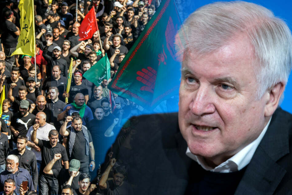 Razzia auch in Berlin: Seehofer verbietet Hisbollah