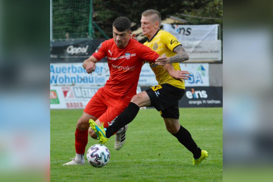Für den FSV Zwickau reichte es im Test gegen den VfB Auerbach nur zu einem 0:0.
