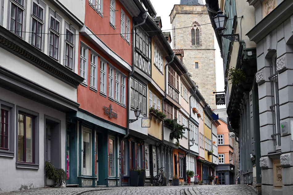 Inzidenz steigt weiter: Thüringen bleibt Corona-Hotspot
