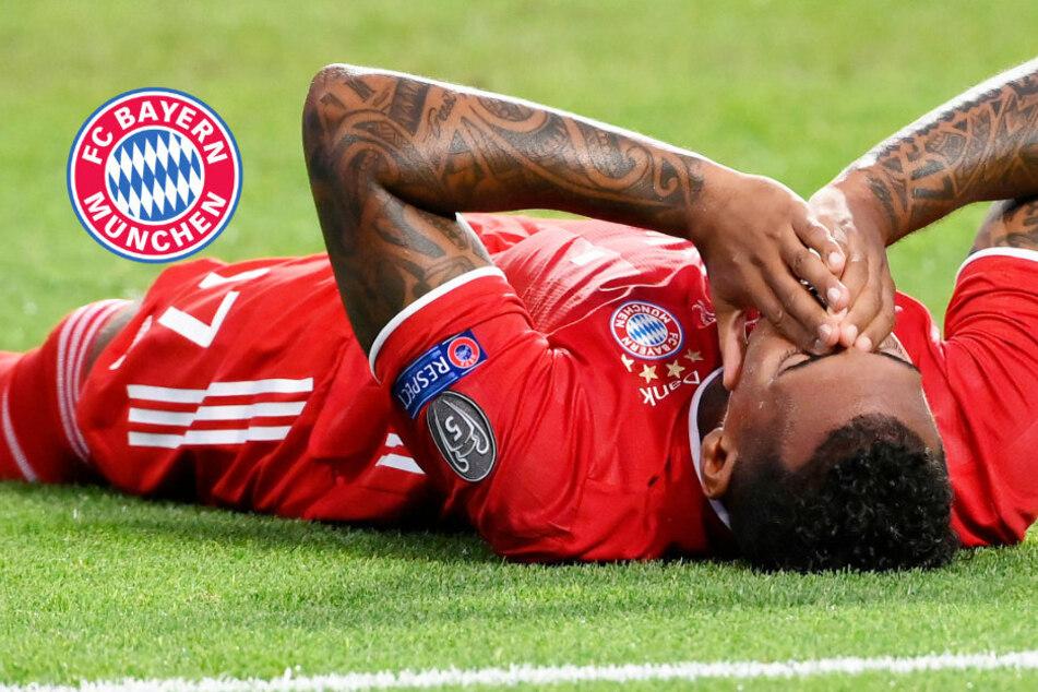 Verletzung von Bayern-Star Jérôme Boateng im CL-Finale: Diagnose jetzt klar