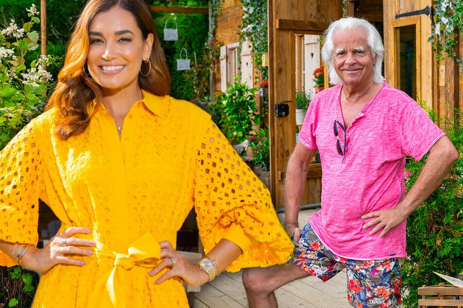 In neuer Blind-Date-Show: Alf (73) flirtet heftig mit Moderatorin Jana Ina Zarrella