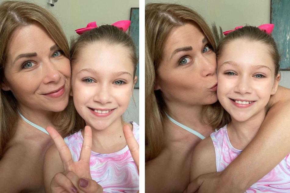 Tanja Szewczenko (43) ist super stolz auf Töchterchen Jona (10). Bei Instagram widmete sie ihrem ältesten Kind nun einen Beitrag und lobte Jona in den höchsten Tönen.