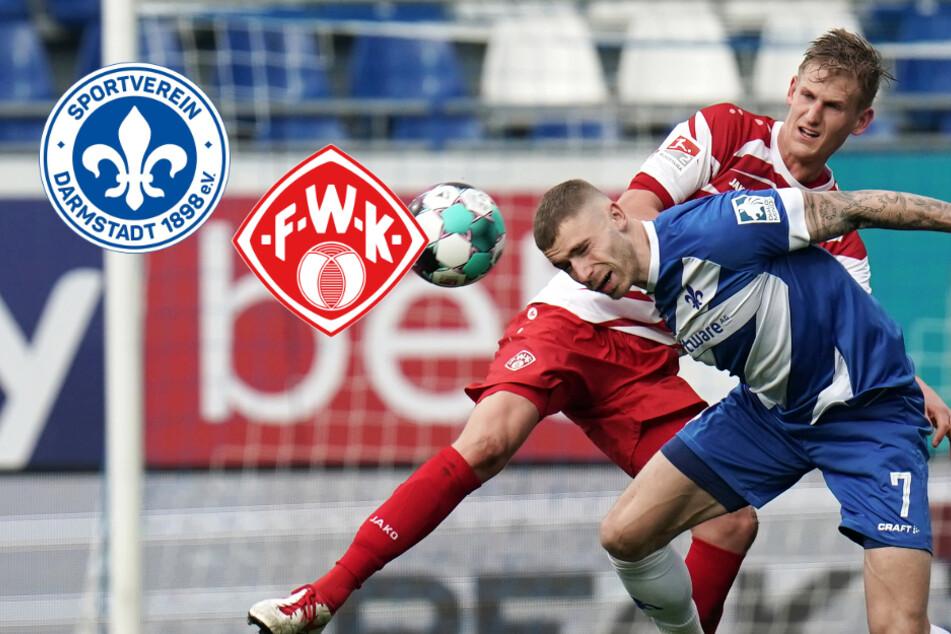 Nach Niederlage bei Darmstadt 98: Würzburger Kickers legen Einspruch ein