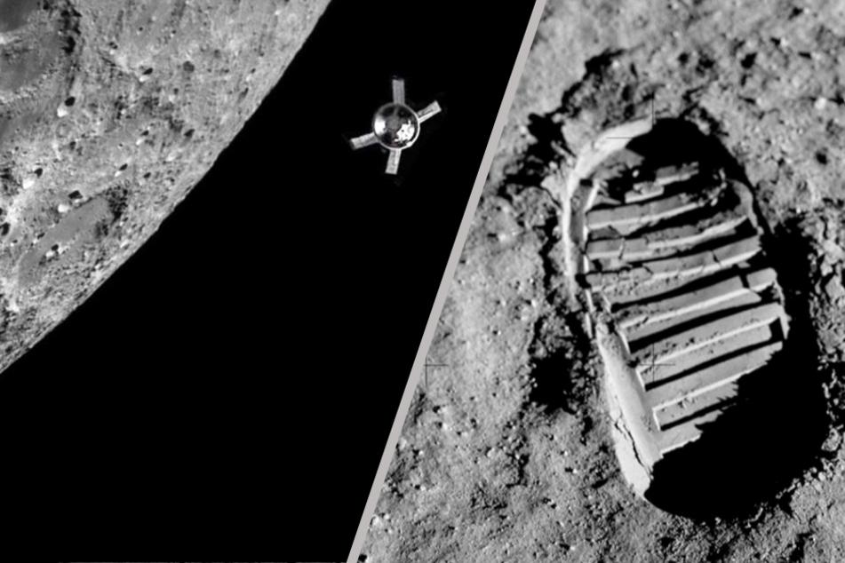DLR startet cooles Projekt: Fußabdrücke fliegen zum Mond