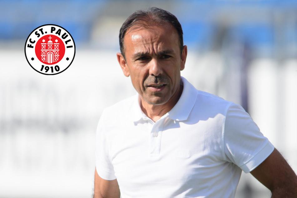 FC St. Pauli: Jetzt wehrt sich Trainer Luhukay gegen Kritik
