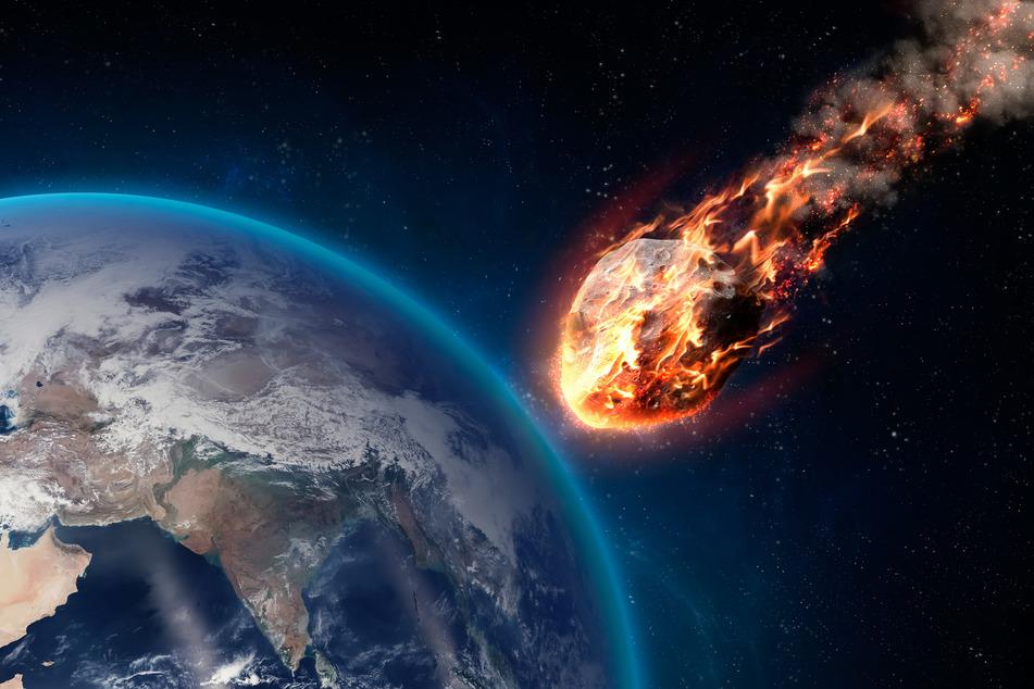 Quell des Lebens oder einfach nur große Gefahr? Die Meinung über Asteroiden gehen weit auseinander. (Symbolfoto)