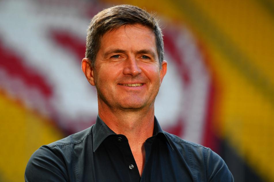 Sportchef Ralf Becker hat für seine (zunächst) zweijährige Amtszeit bei Dynamo ein klares Ziel - Rückkehr in die 2. Bundesliga.