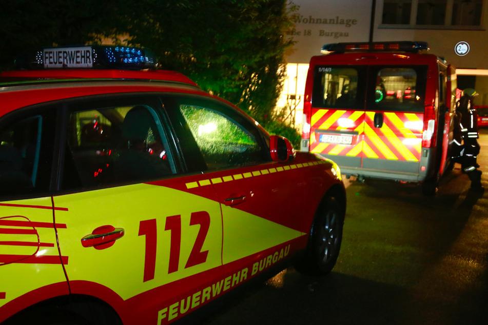 In einer Wohnanlage für Senioren in Burgau kam es zu einem tödlichen Brand.