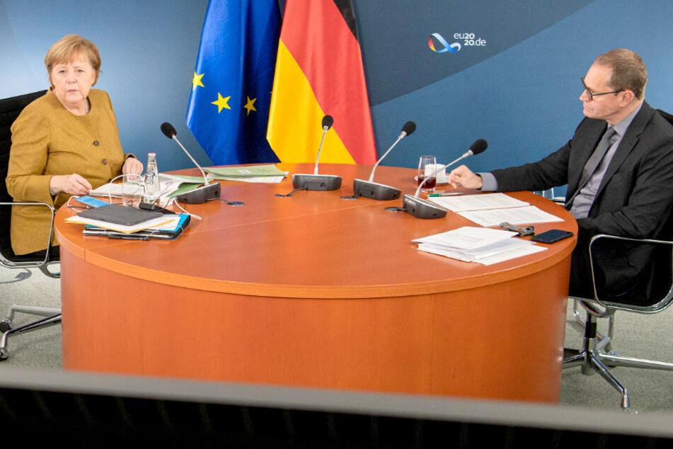 Berlin: Bis Januar? Michael Müller äußert sich zur Verlängerung des Teil-Lockdowns!