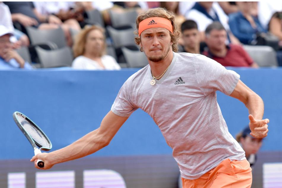 Tennisspieler Alexander Zverev.