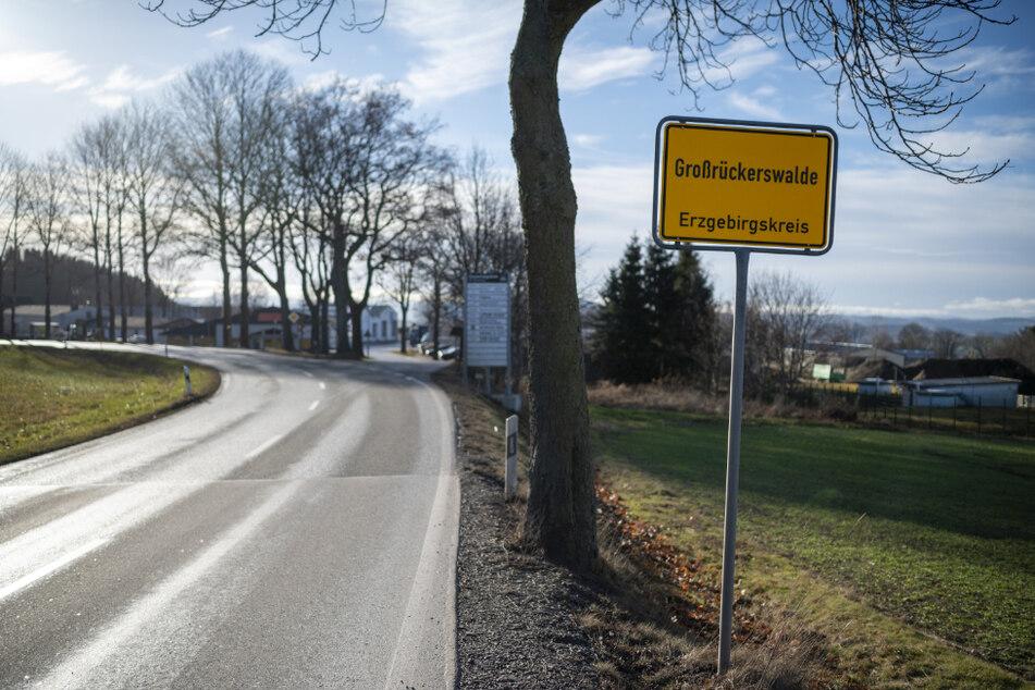 Großrückerswalde hat 3350 Einwohner und jetzt einen handfesten Skandal wegen der Maskenpflicht.
