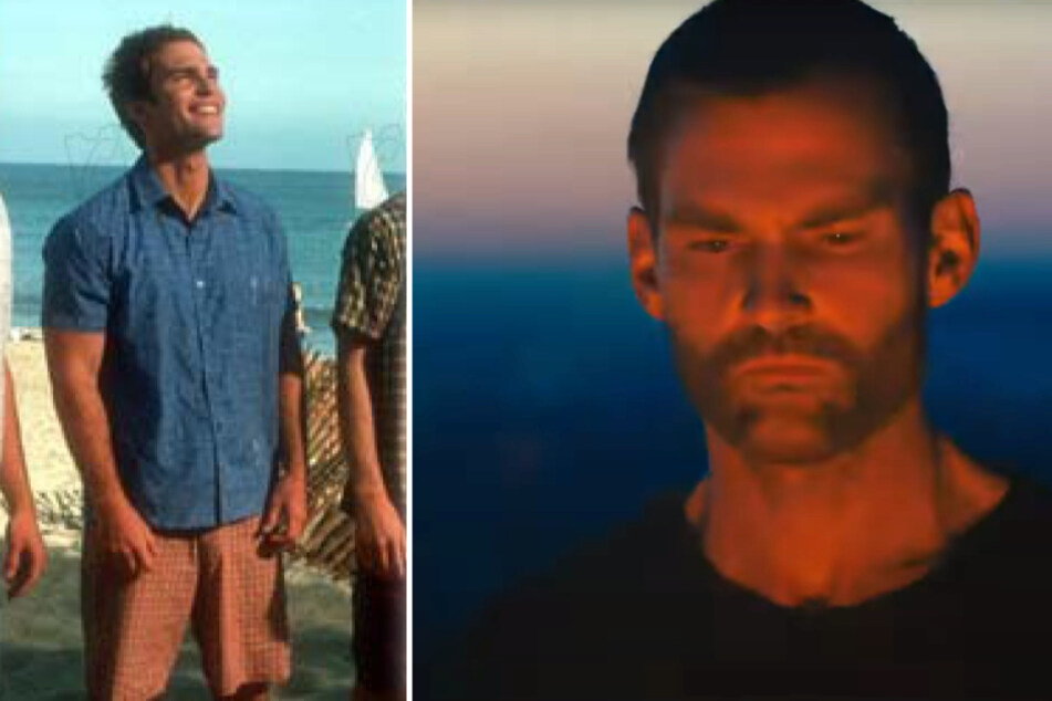 "Seann William Scott in ""American Pie 2"" (l.) und in ""Bloodline""."