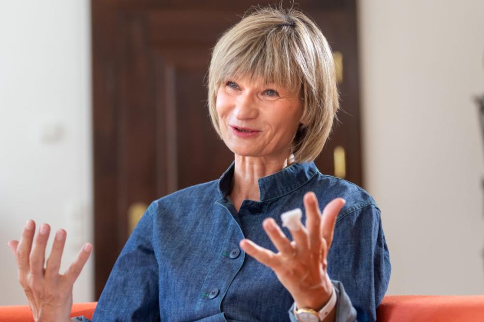 Entspannt lässt Barbara Ludwig (58) 14 Jahre als Stadtoberhaupt Revue passieren.