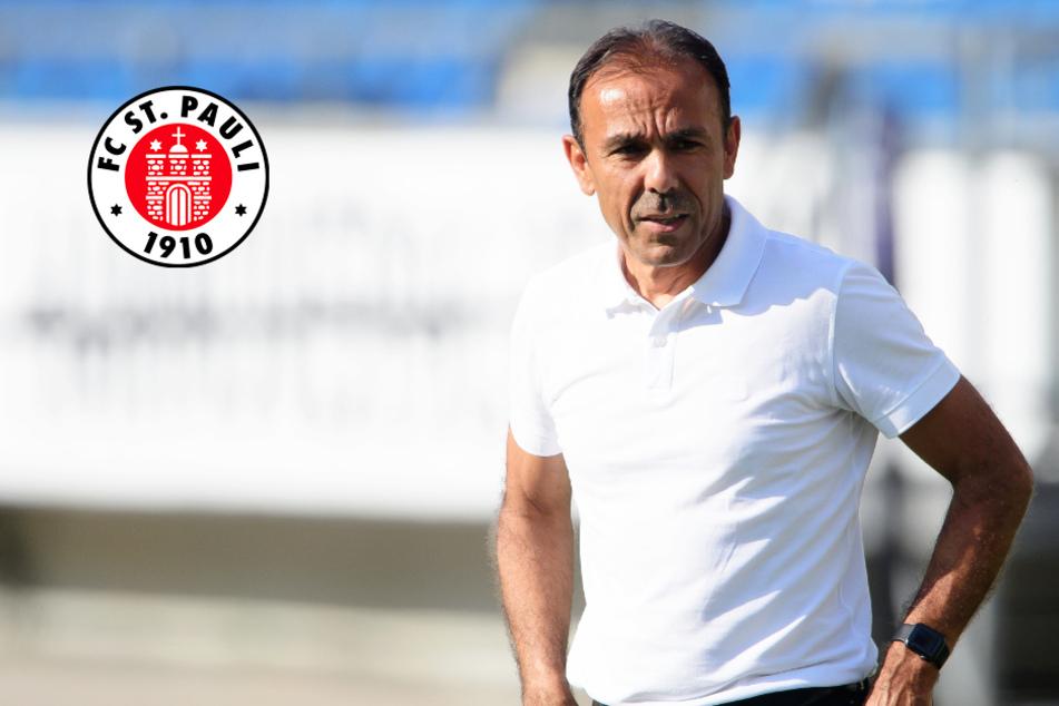 FC St. Pauli: Remis, Klassenerhalt und trotzdem das Ende von Trainer Jos Luhukay?